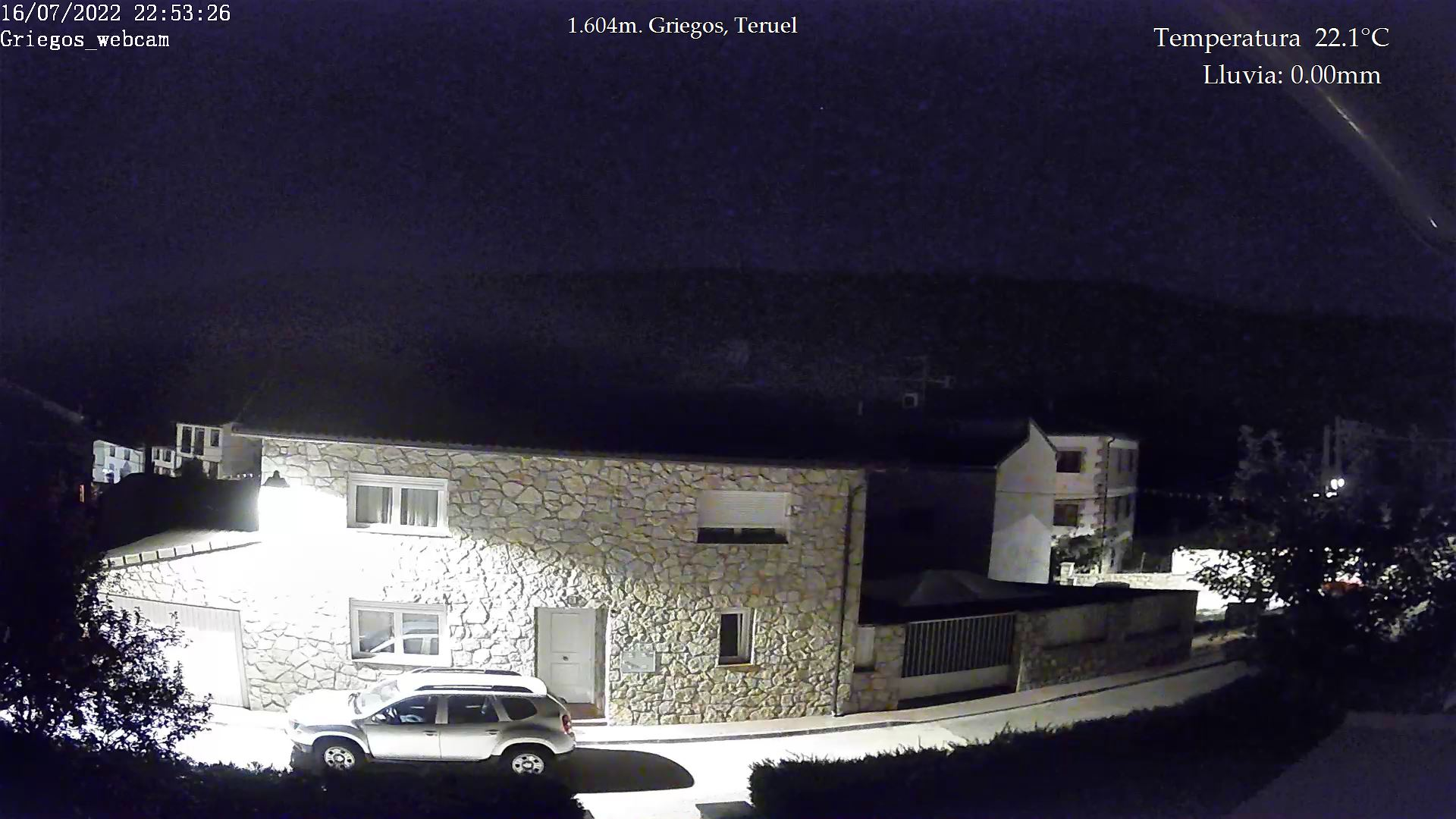 Webcam de Griegos