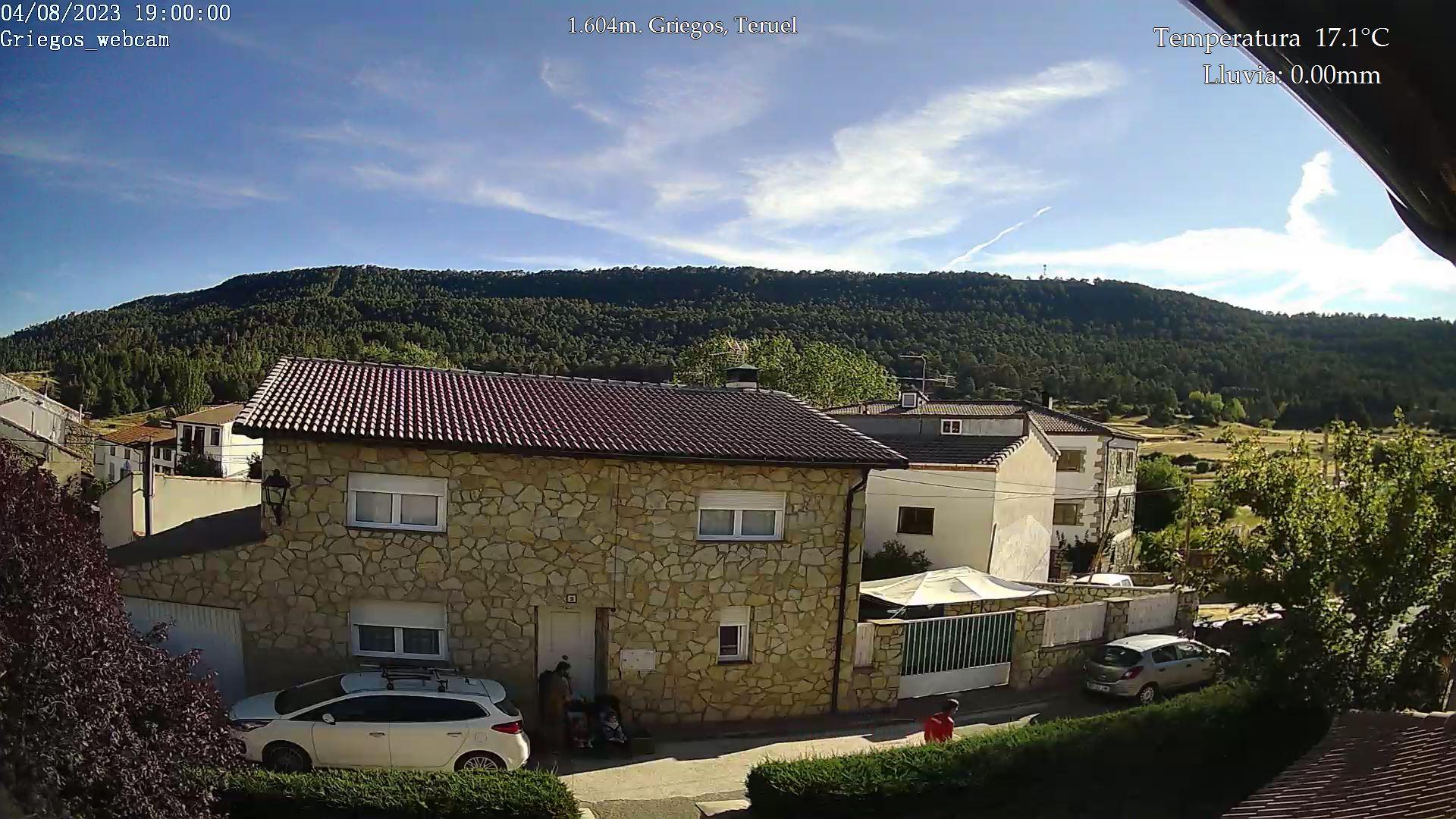 Webcam de Griegos
