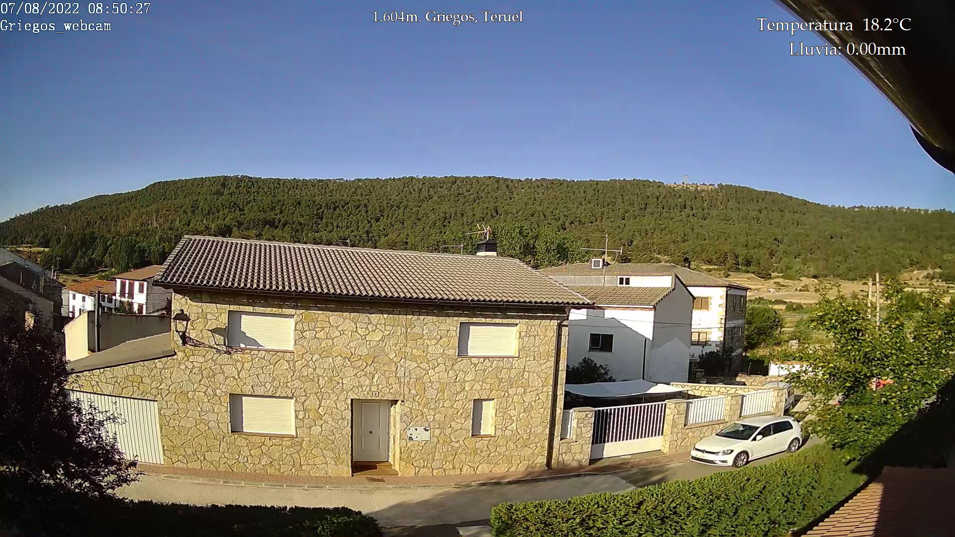 Webcam en Griegos