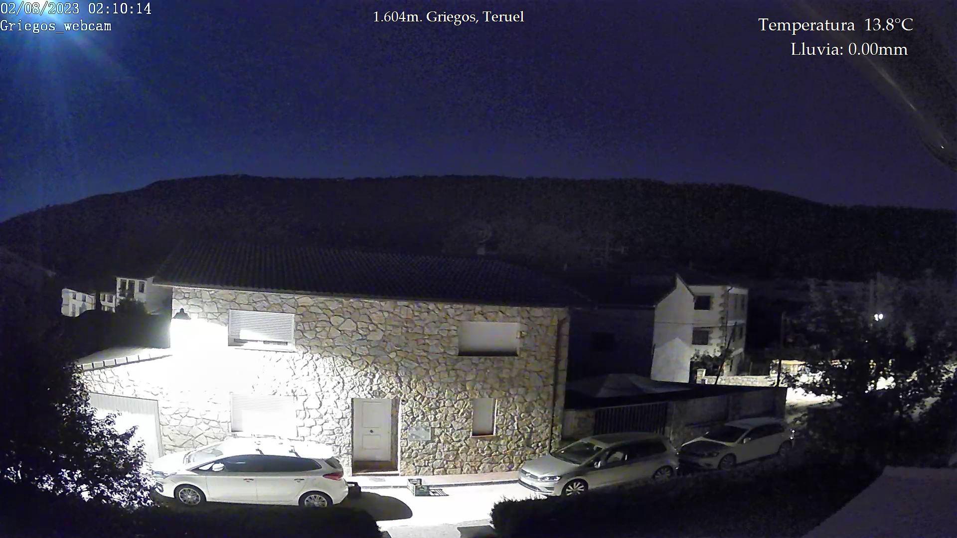 Webcam en Griegos